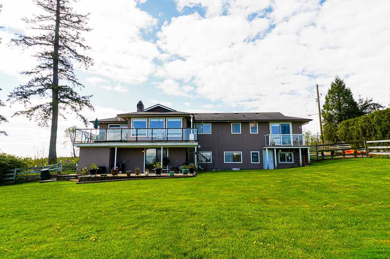 Main Photo: 21163 0 Avenue in Langley: Campbell Valley House for sale : MLS®# R2432433