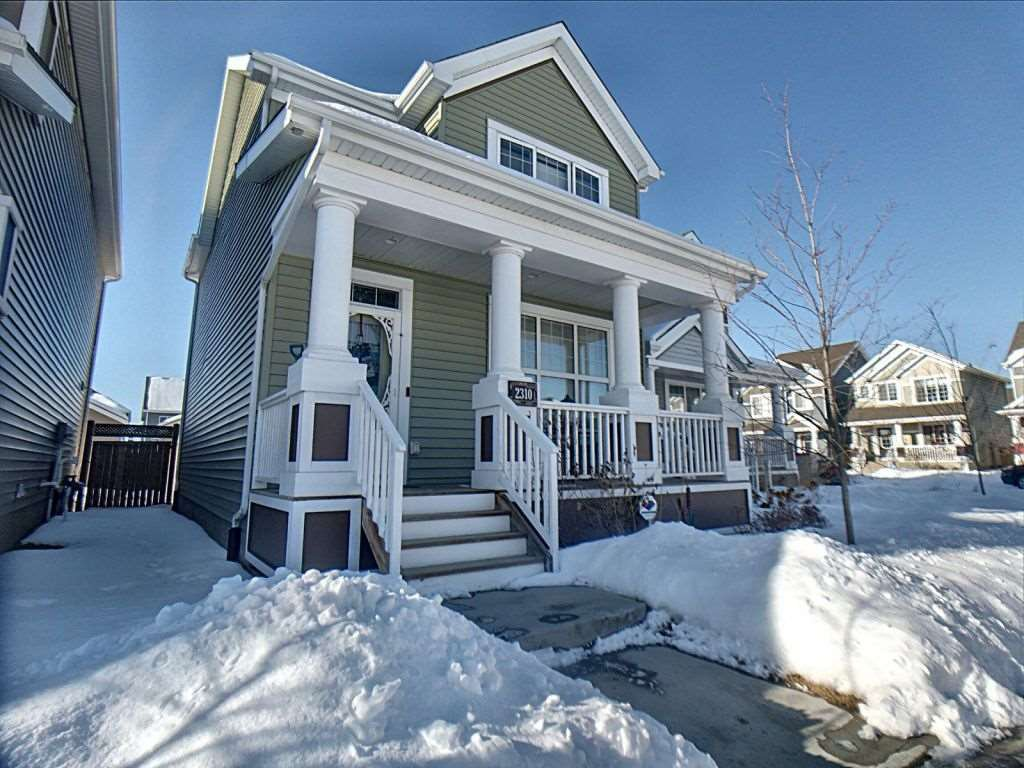 Main Photo: 2310 69A Street in Edmonton: Zone 53 House for sale : MLS®# E4186939