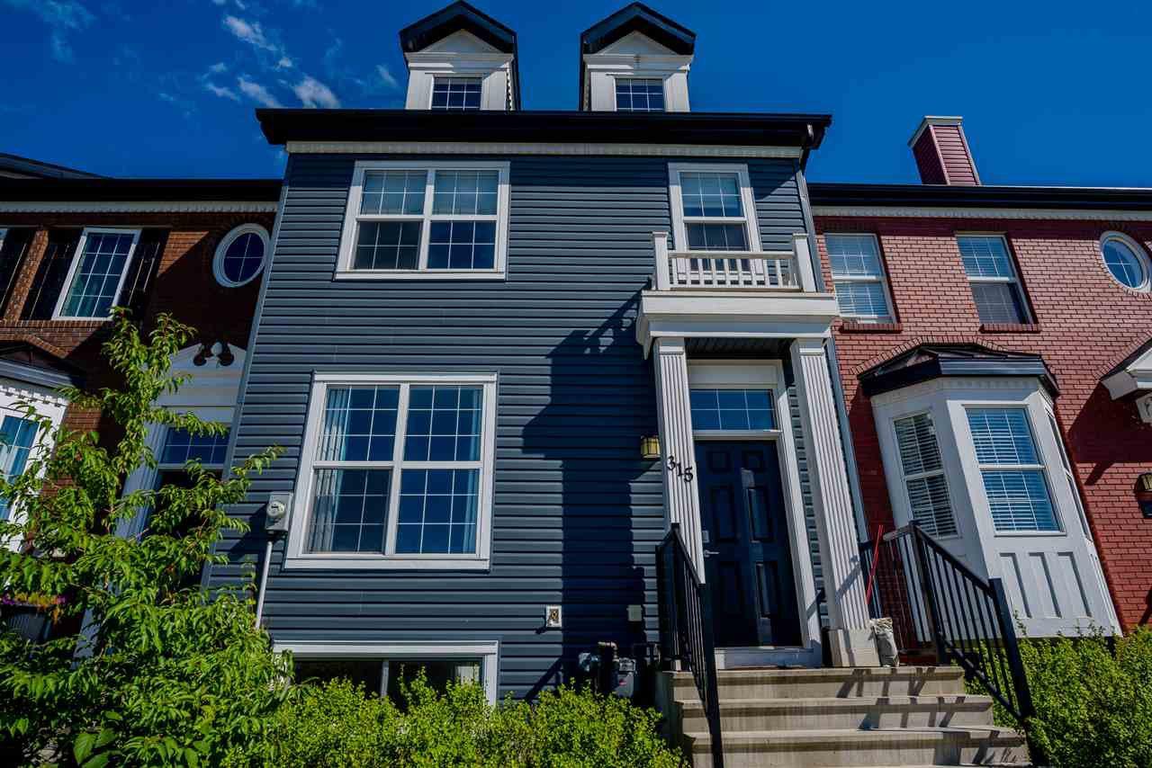 Main Photo: 315 Southfork Drive: Leduc Attached Home for sale : MLS®# E4207644