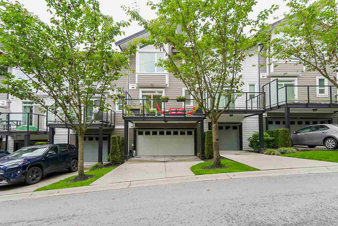 Main Photo: 35 1299 COAST MERIDIAN Road in Coquitlam: Burke Mountain Townhouse for sale : MLS®# R2490557