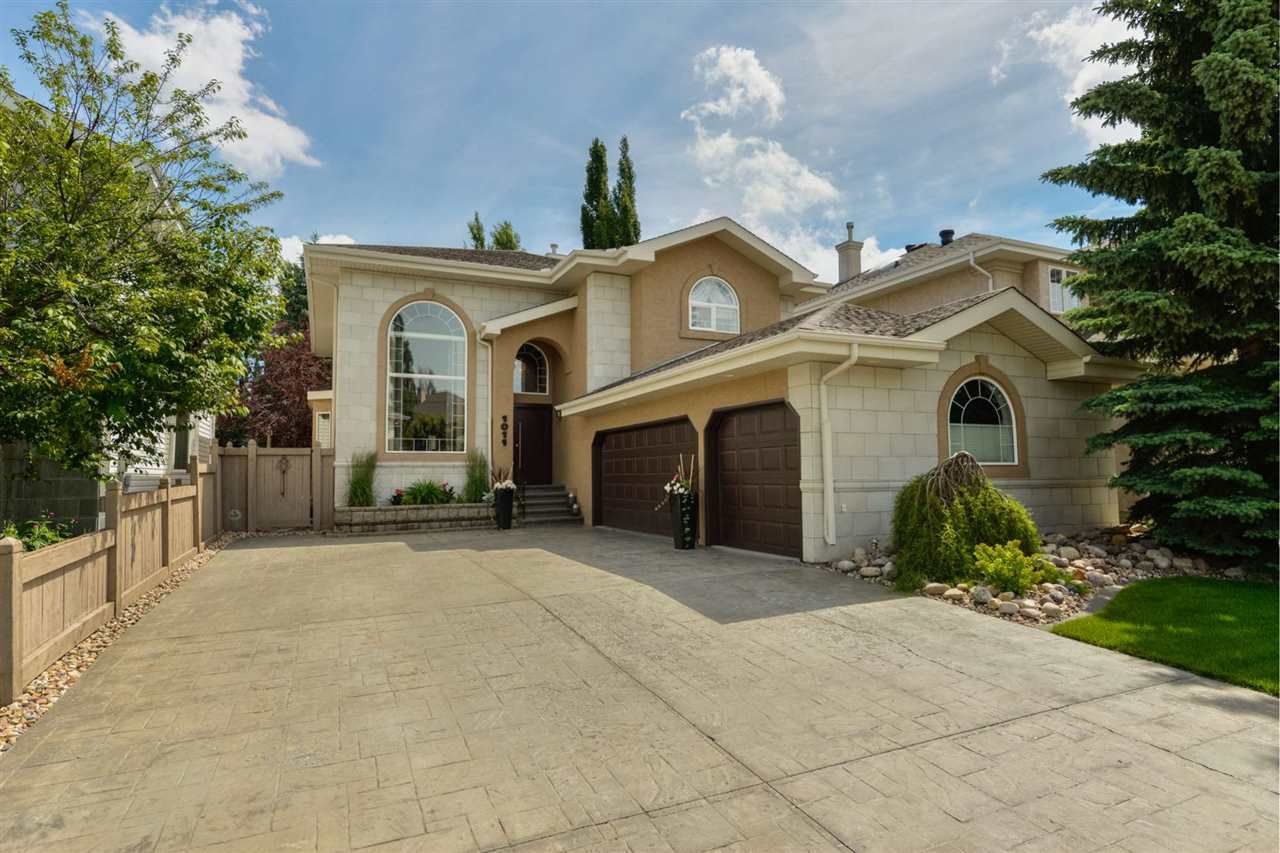 Main Photo: 1011 TWIN BROOKS Court in Edmonton: Zone 16 House for sale : MLS®# E4215902