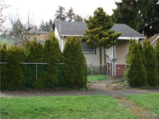 Main Photo: 1215 Lockley Rd in VICTORIA: Es Rockheights House for sale (Esquimalt)  : MLS®# 601953