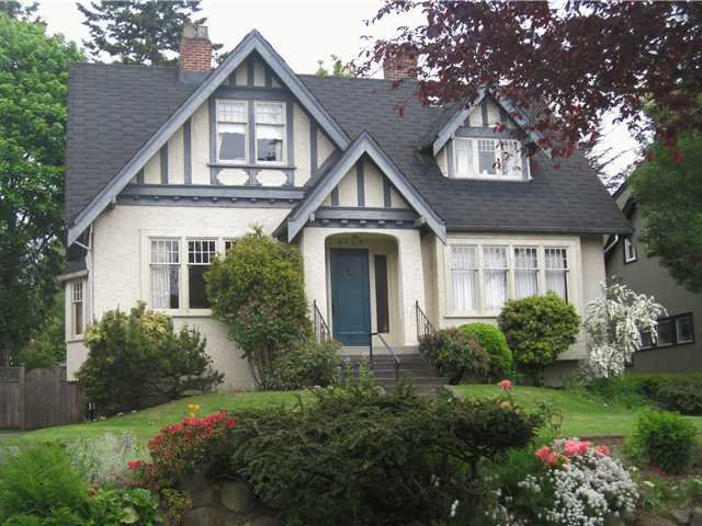 Main Photo: 6030 ATHLONE Street in Vancouver: South Granville House for sale (Vancouver West)  : MLS®# V952472