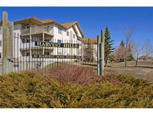 Main Photo: 2302 20 HARVEST ROSE Park NE in CALGARY: Harvest Hills Condo for sale (Calgary)  : MLS®# C3564671