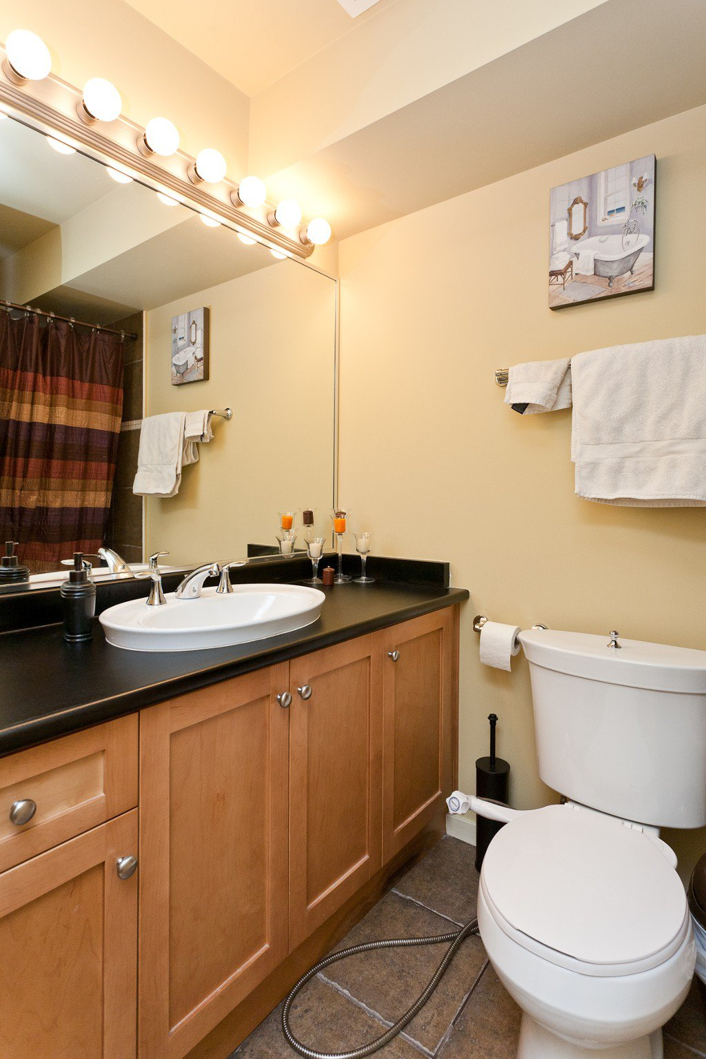 """Photo 14: Photos: 710 415 E COLUMBIA Street in New Westminster: Sapperton Condo for sale in """"SAN MARINO"""" : MLS®# V1003972"""