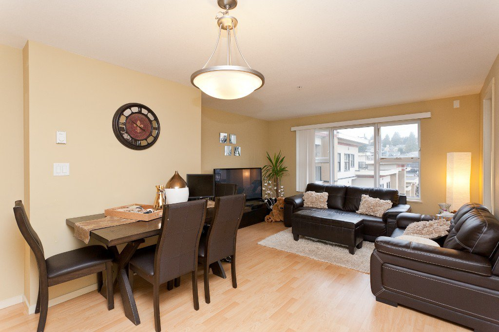 """Photo 3: Photos: 710 415 E COLUMBIA Street in New Westminster: Sapperton Condo for sale in """"SAN MARINO"""" : MLS®# V1003972"""