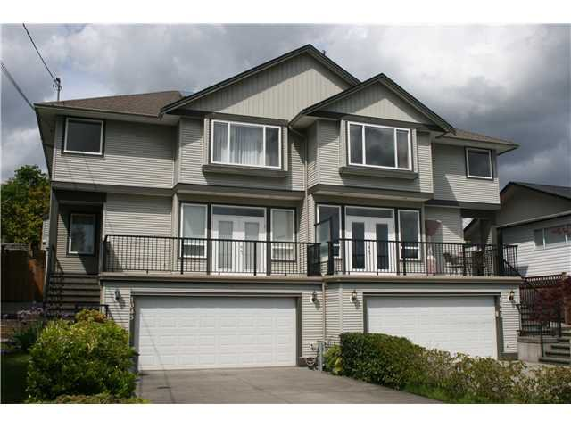 Photo 1: Photos: 1045 CHARLAND Avenue in Coquitlam: Central Coquitlam House 1/2 Duplex for sale : MLS®# V1007417