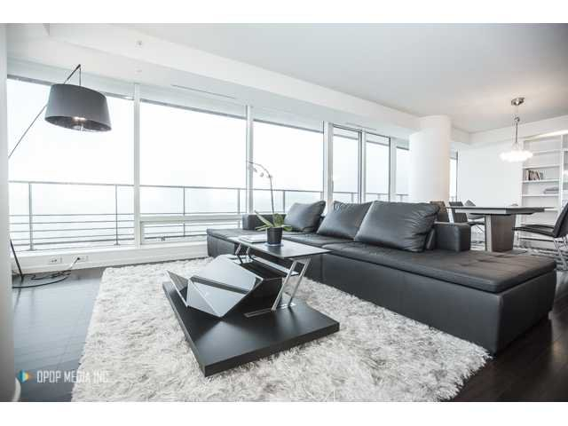 Main Photo: # 3903 1011 W CORDOVA ST in Vancouver: Coal Harbour Condo for sale (Vancouver West)  : MLS®# V1097902