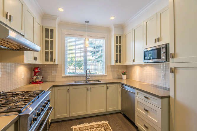 Photo 7: Photos: 5463 DUNBAR STREET in Vancouver: Dunbar Townhouse for sale (Vancouver West)  : MLS®# V1142265