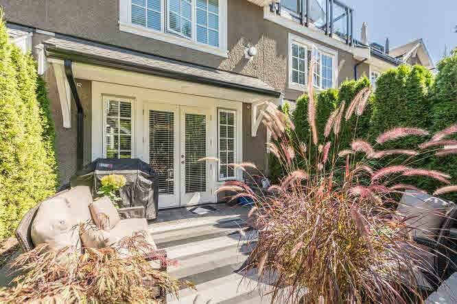 Photo 19: Photos: 5463 DUNBAR STREET in Vancouver: Dunbar Townhouse for sale (Vancouver West)  : MLS®# V1142265