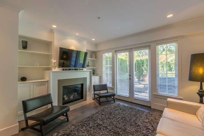 Photo 4: Photos: 5463 DUNBAR STREET in Vancouver: Dunbar Townhouse for sale (Vancouver West)  : MLS®# V1142265