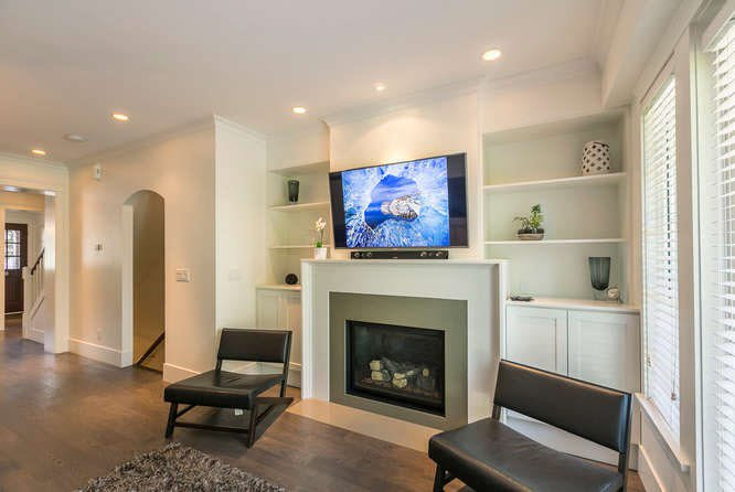 Photo 3: Photos: 5463 DUNBAR STREET in Vancouver: Dunbar Townhouse for sale (Vancouver West)  : MLS®# V1142265