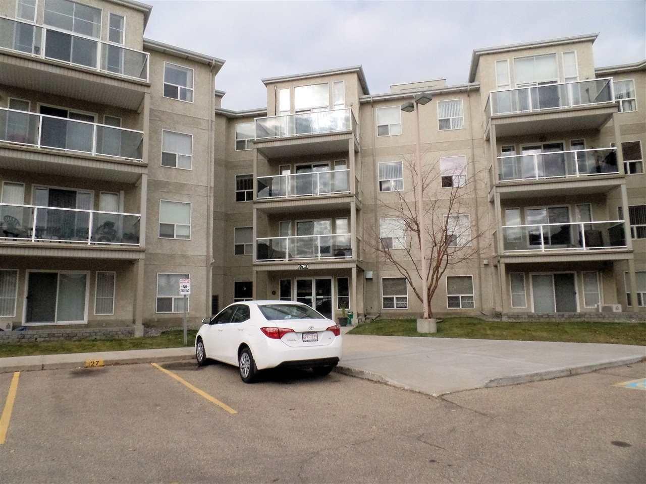 Main Photo: #210 9760 174 ST NW in Edmonton: Zone 20 Condo for sale : MLS®# E4042458