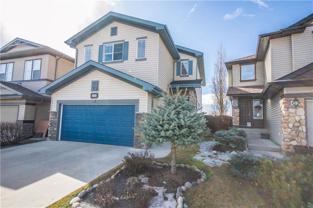 Main Photo: 415 CHAPARRAL RIDGE Circle SE in Calgary: Chaparral House for sale : MLS®# C4103101