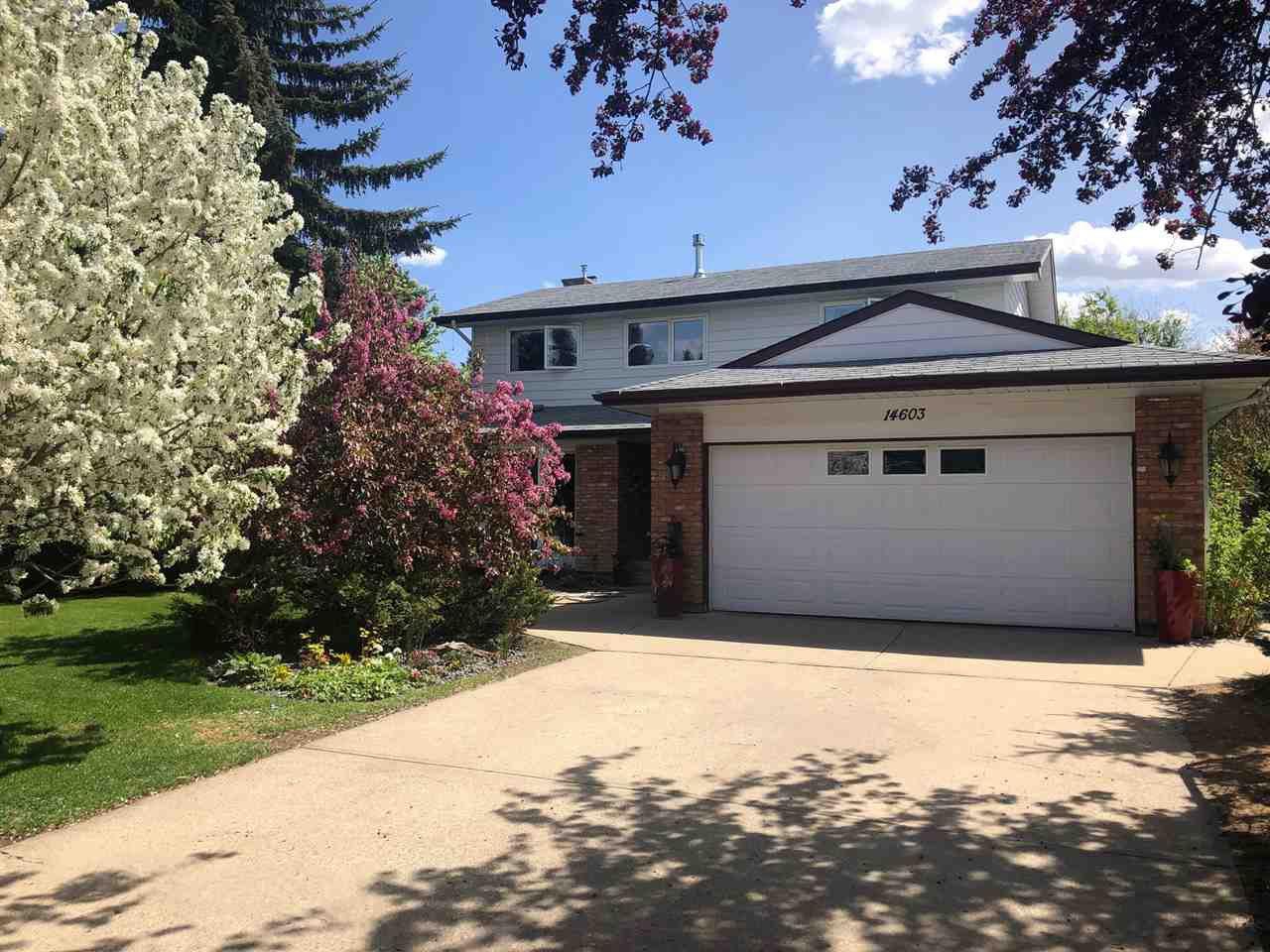 Main Photo: 14603 63 Avenue in Edmonton: Zone 14 House for sale : MLS®# E4200406