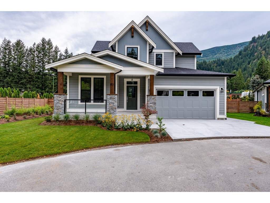 "Main Photo: 67 1885 COLUMBIA VALLEY Road in Cultus Lake: Lindell Beach House for sale in ""AQUADEL CROSSING"" : MLS®# R2465993"