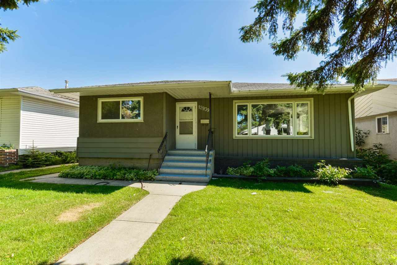 Main Photo: 12939 113A Street in Edmonton: Zone 01 House for sale : MLS®# E4221352