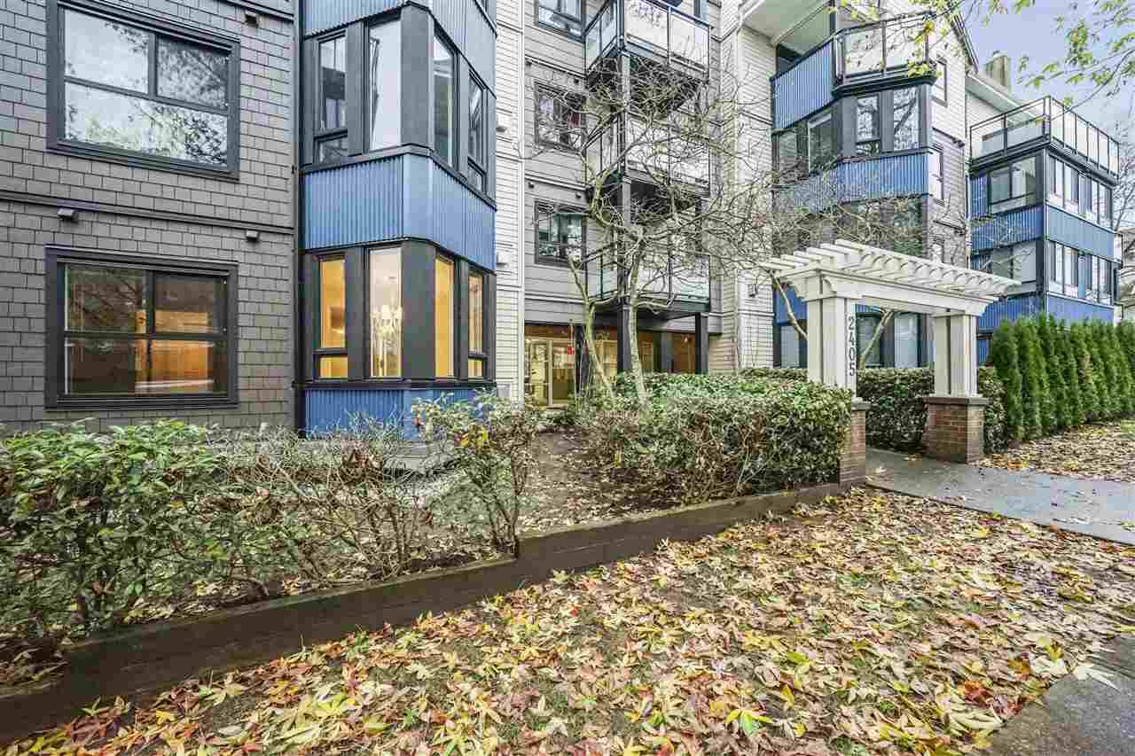 """Main Photo: 107 2405 KAMLOOPS Street in Vancouver: Renfrew VE Condo for sale in """"8th Avenue Garden Apartments"""" (Vancouver East)  : MLS®# R2528121"""