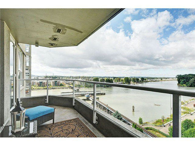 """Photo 8: Photos: 1206 1250 QUAYSIDE Drive in New Westminster: Quay Condo for sale in """"Promenade"""" : MLS®# V967970"""