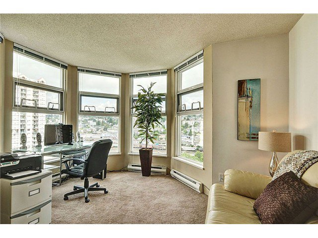 """Photo 7: Photos: 1206 1250 QUAYSIDE Drive in New Westminster: Quay Condo for sale in """"Promenade"""" : MLS®# V967970"""