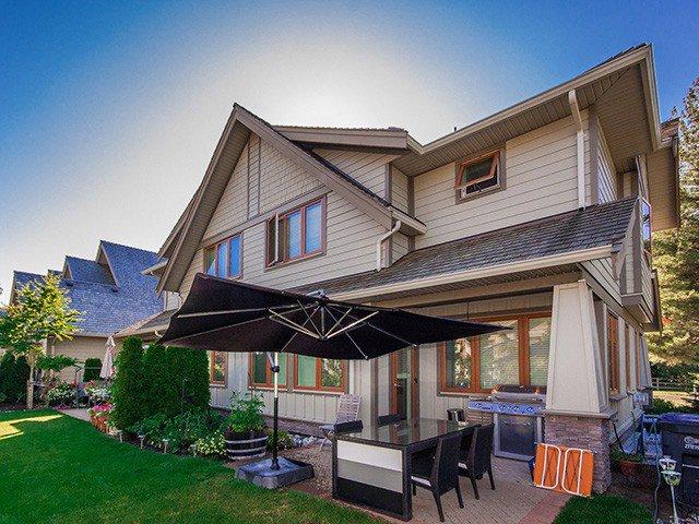 Main Photo: 31 3109 161 Street in Surrey: Morgan Creek Townhouse for sale : MLS®# F1316564