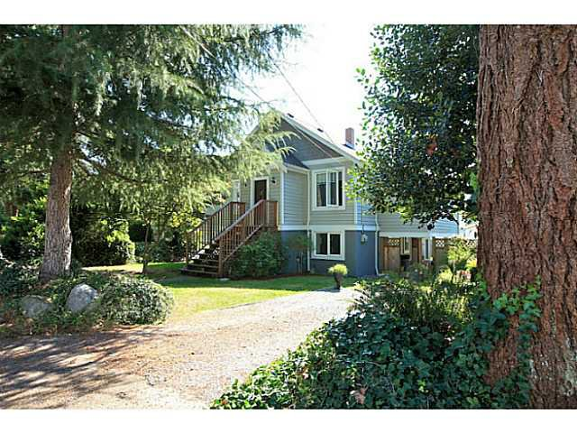 Main Photo: 235 W. St James Road in North Vancouver: Upper Lonsdale House for sale : MLS®# V1026225