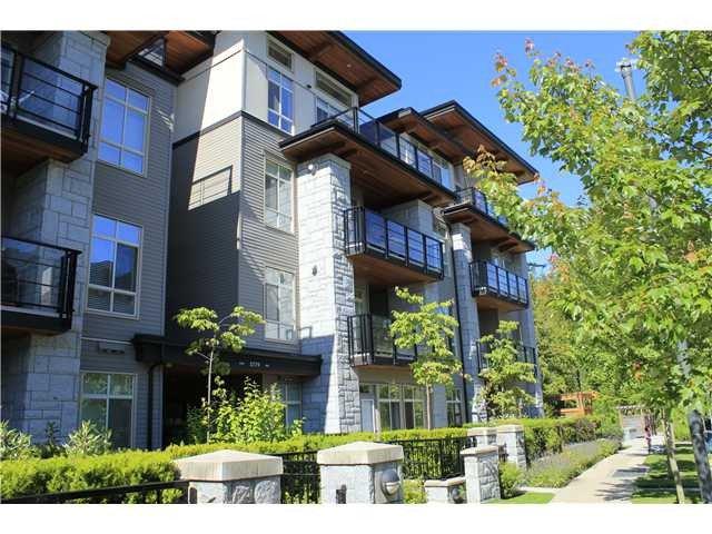 Main Photo: 107-5779 BIRNEY AV in VANCOUVER: University VW Condo for sale (Vancouver West)  : MLS®# V970318