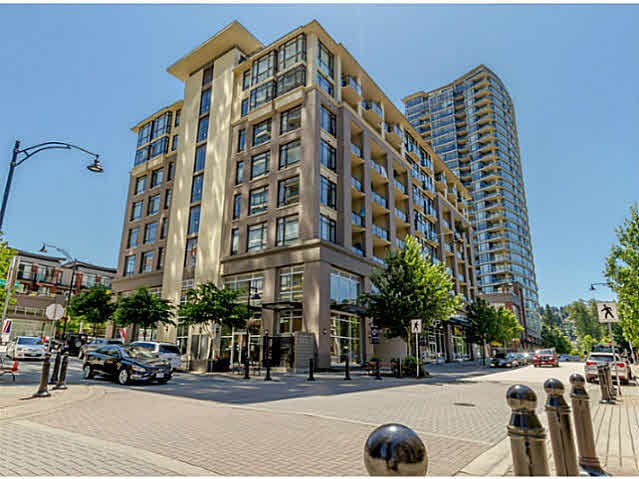 "Main Photo: 714 121 BREW Street in Port Moody: Port Moody Centre Condo for sale in ""THE ROOM"" : MLS®# V1074522"