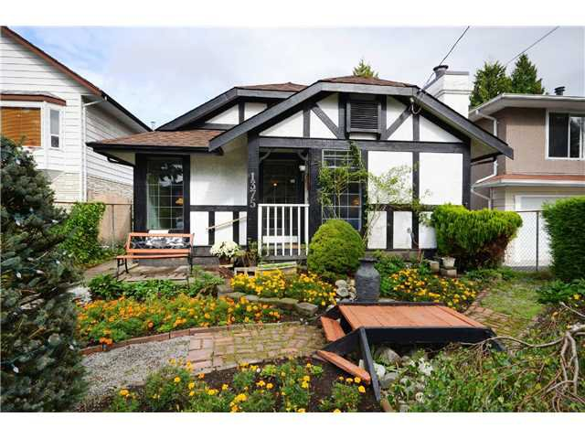 Main Photo: 1375 Prairie Avenue in Port Coquitlam: Lincoln Park PQ House for sale : MLS®# V1029306