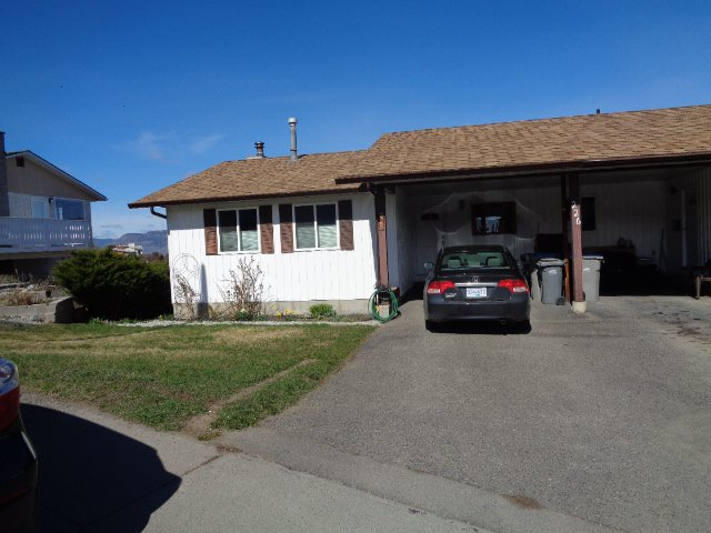 Main Photo: 228 Monashee Place in Kamloops: Sahali House 1/2 Duplex for sale