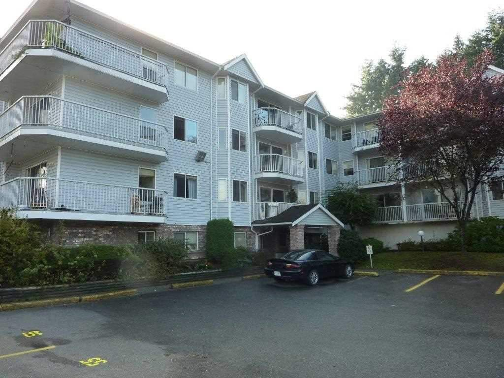Main Photo: 308 2750 Fuller st in Abbotsford: Central Abbotsford Condo for sale : MLS®# R2156265