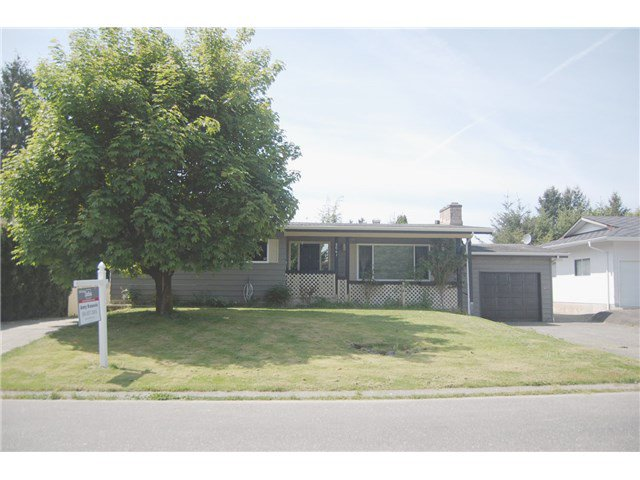 Main Photo: 2061 Topaz St. in Abbotsford: Abbotsford West House for rent