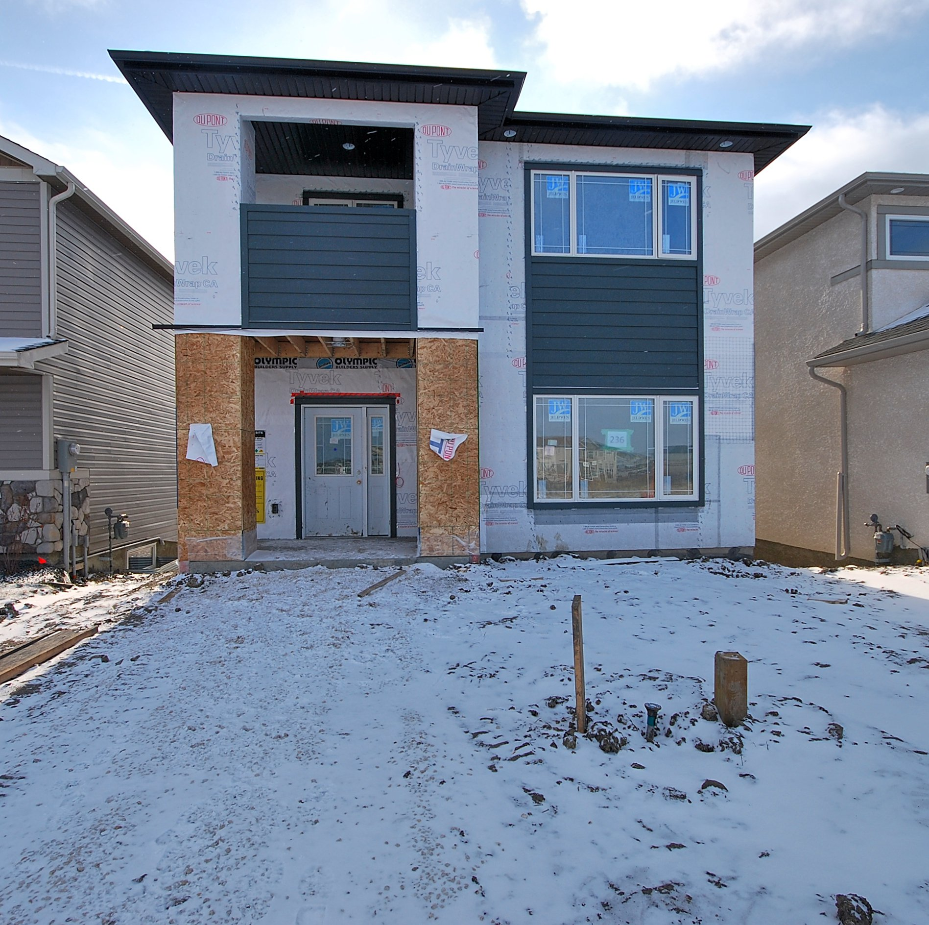 Main Photo: 236 Cherrywood Road in Winnipeg: Bridgwater Trails Single Family Detached for sale (1R)