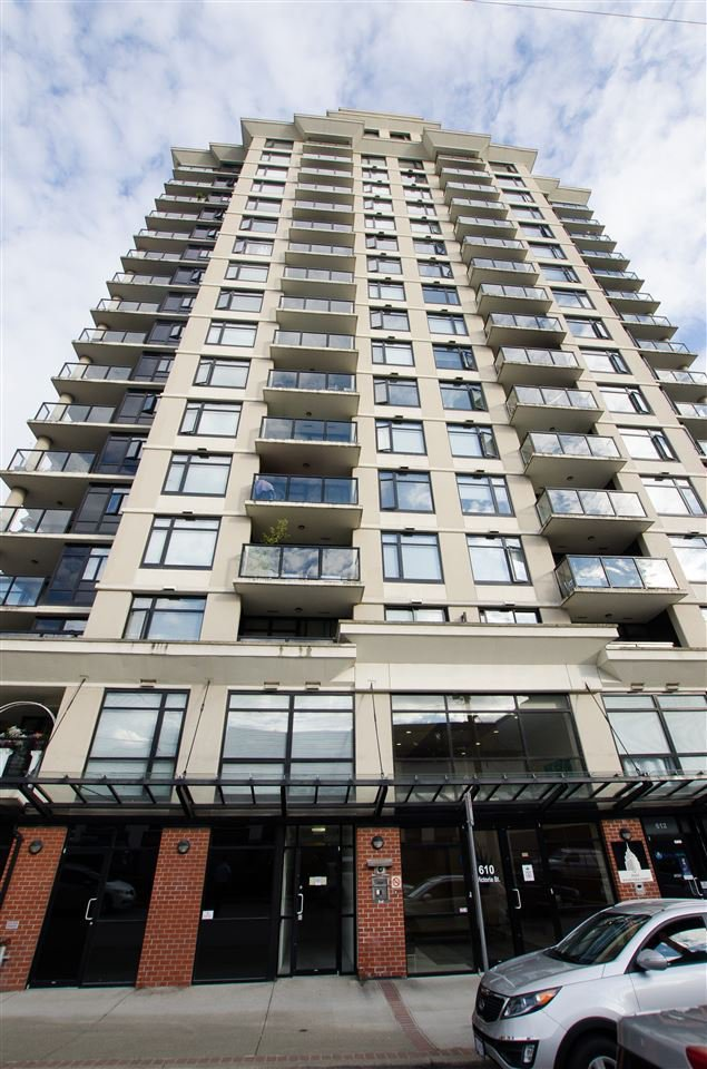 Main Photo: 708 610 VICTORIA STREET in : Downtown NW Condo for sale : MLS®# R2197665