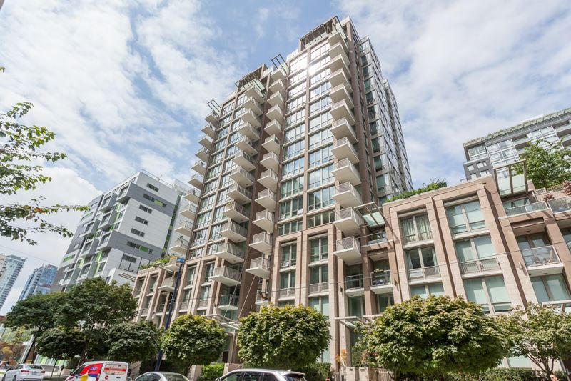 Photo 7: Photos: 1708-1055 Richards St in Vancouver: Yaletown Condo for rent (Downtown Vancouver)
