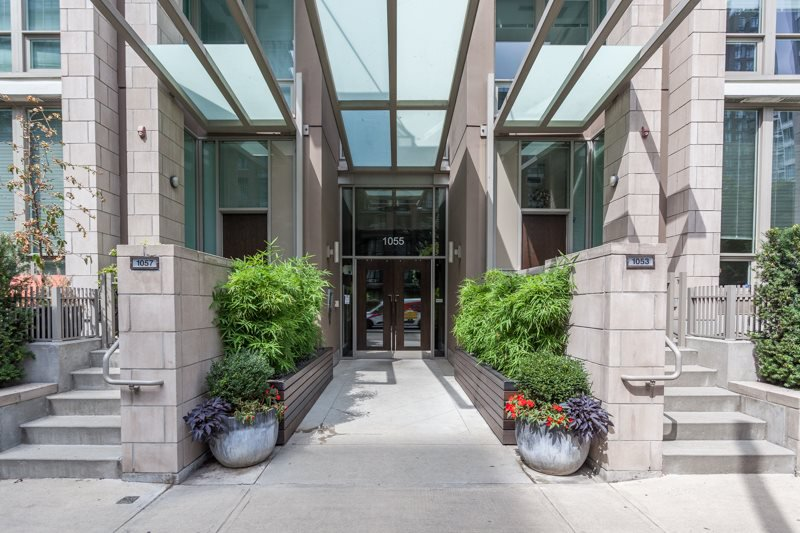 Photo 1: Photos: 1708-1055 Richards St in Vancouver: Yaletown Condo for rent (Downtown Vancouver)