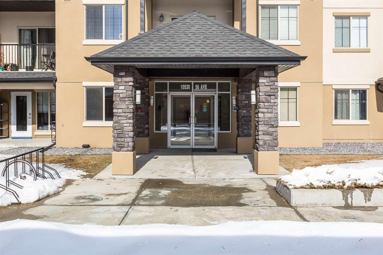 Main Photo: 209 10530 56 Avenue in Edmonton: Zone 15 Condo for sale : MLS®# E4190947