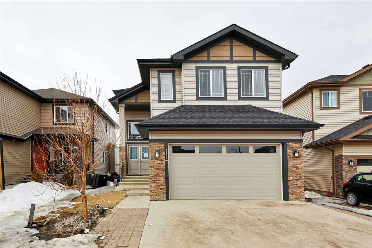 Main Photo: 3632 CLAXTON Place in Edmonton: Zone 55 House for sale : MLS®# E4194049