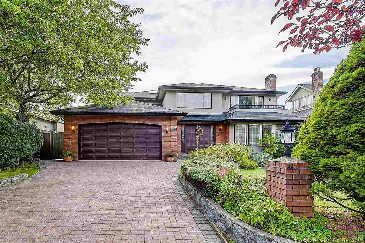 Main Photo: 7168 CYPRESS Street in Vancouver: South Granville House for sale (Vancouver West)  : MLS®# R2471607