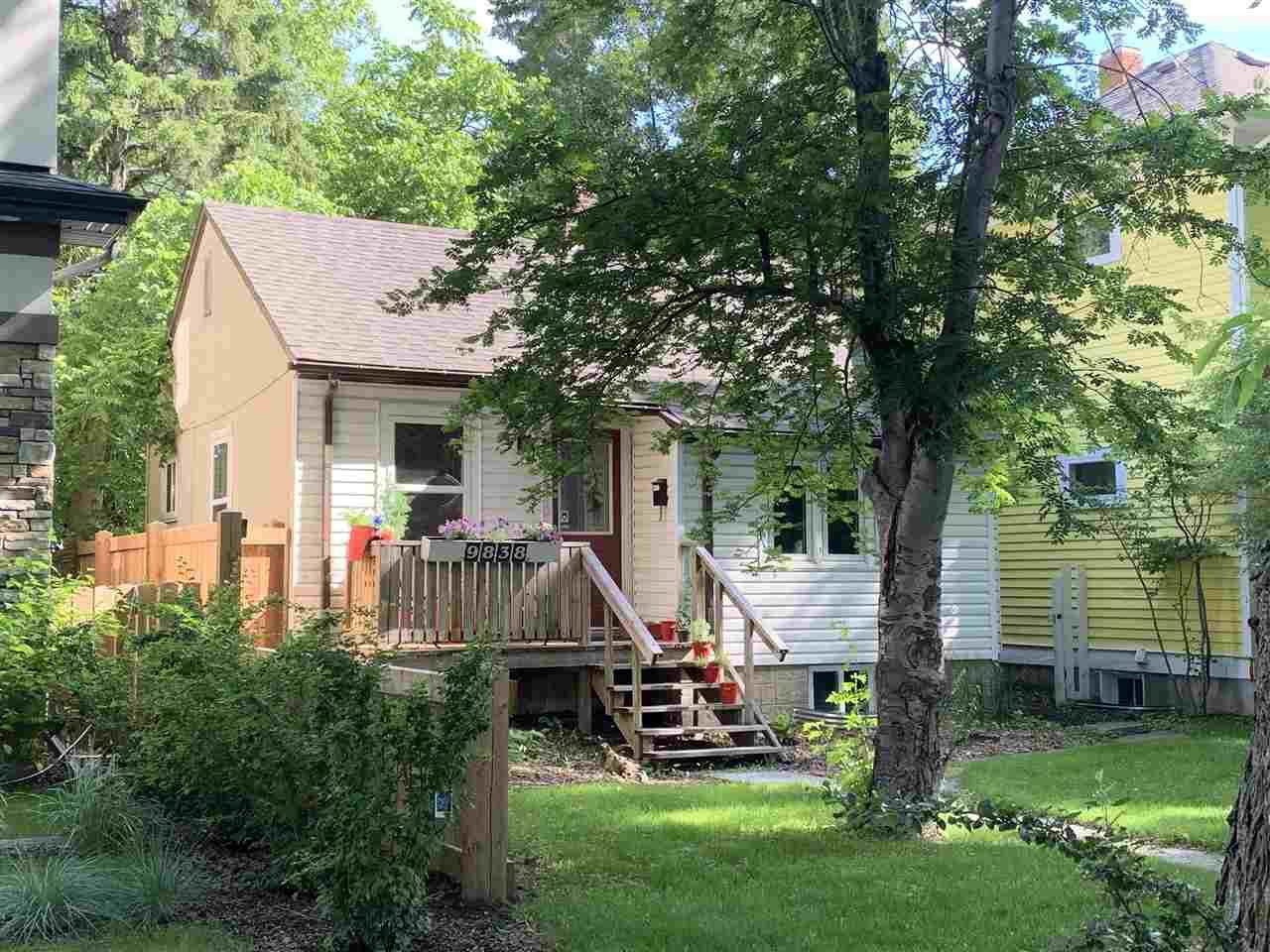 Main Photo: 9838 90 Avenue in Edmonton: Zone 15 House for sale : MLS®# E4220066