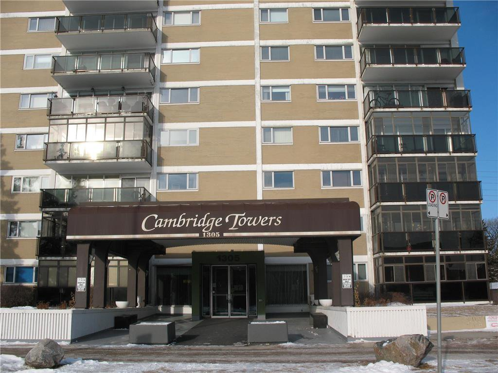 Main Photo: 306 1305 Grant Avenue in Winnipeg: River Heights Condominium for sale (1D)  : MLS®# 202029896
