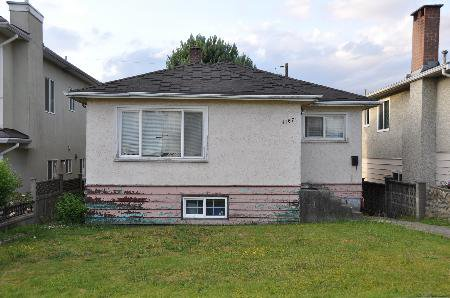 Main Photo: 3167 E 23RD AV in Vancouver: House for sale (Renfrew Heights)  : MLS®# V901335