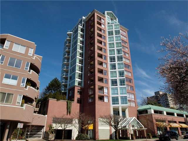 Main Photo: 1101 130 E 2ND Street in North Vancouver: Lower Lonsdale Condo for sale : MLS®# V939693