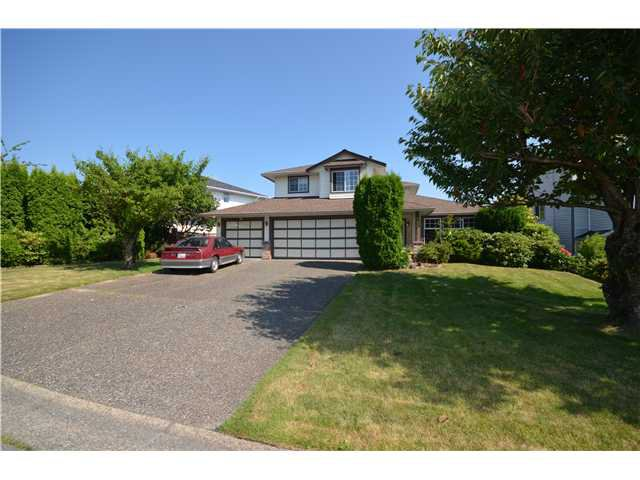 "Main Photo: 2555 COLONIAL Drive in Port Coquitlam: Citadel PQ House for sale in ""CITADEL"" : MLS®# V964131"