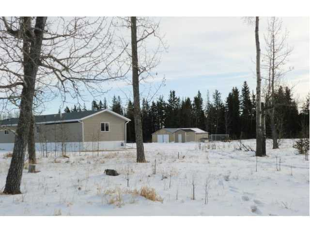 Main Photo: 32460 Range Road 5.0  Sundre, AB  T0M 1X0 in SUNDRE: Rural Mountain View County Single Wide for sale : MLS®# C3551589
