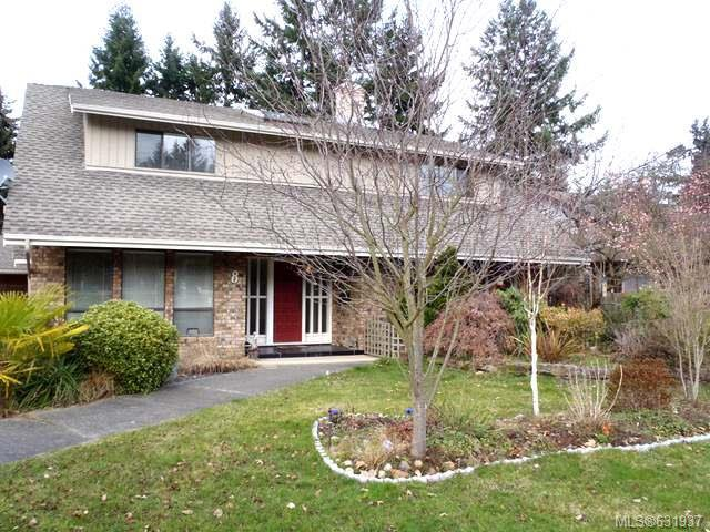 Main Photo: 8 Woodland Dr in PARKSVILLE: PQ Parksville House for sale (Parksville/Qualicum)  : MLS®# 631937