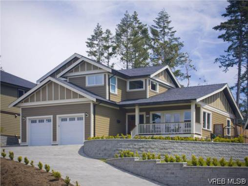 Main Photo: 3355 Sewell Road in VICTORIA: Co Triangle Single Family Detached for sale (Colwood)  : MLS®# 293550