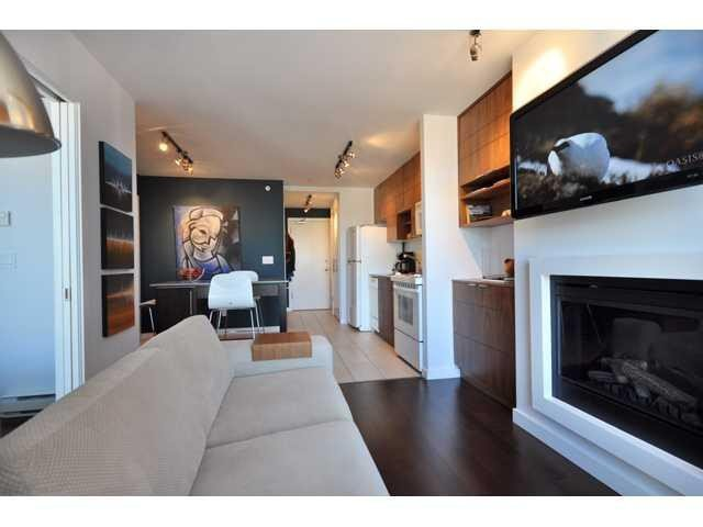 Photo 2: Photos: 1909 1225 RICHARDS Street in Vancouver: Downtown VW Condo for sale (Vancouver West)  : MLS®# V1004561