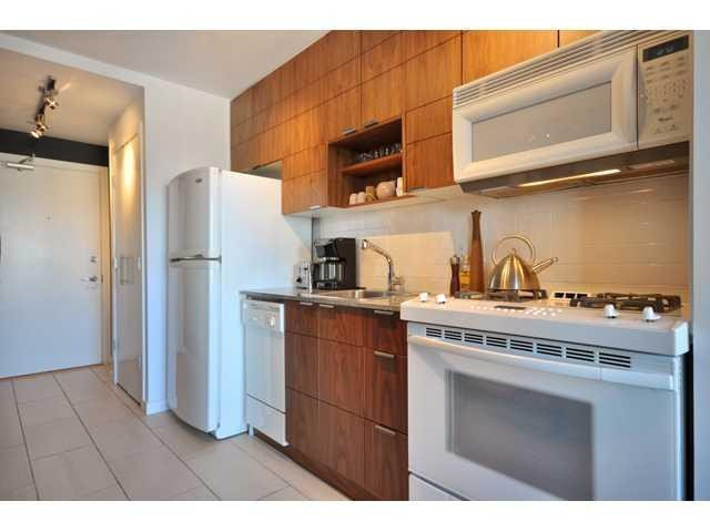Photo 3: Photos: 1909 1225 RICHARDS Street in Vancouver: Downtown VW Condo for sale (Vancouver West)  : MLS®# V1004561