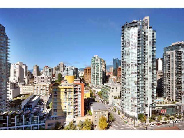 Photo 7: Photos: 1909 1225 RICHARDS Street in Vancouver: Downtown VW Condo for sale (Vancouver West)  : MLS®# V1004561